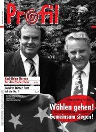 Wählen gehen! - CDU im Rhein-Kreis Neuss