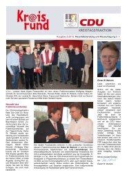 Kreisrund 2-2012 - CDU im Rhein-Kreis Neuss