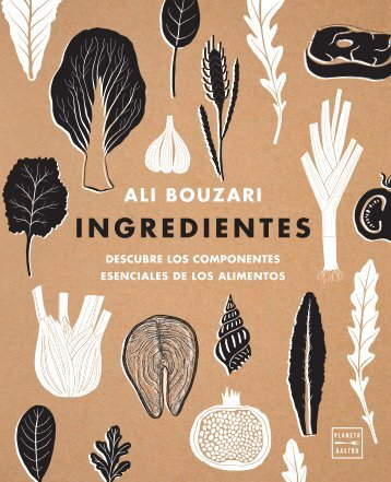 Ali Bouzari _Ingredientes