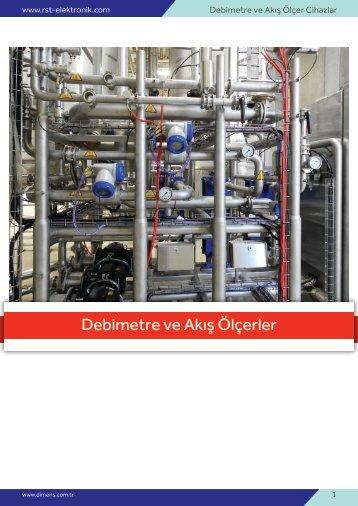 RST Ölçü Kontrol Ürün Kataloğu