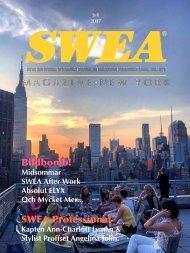 SWEA NY Magazine Juli 2017
