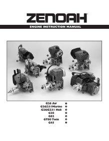 Zenoah Magazines