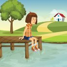 Sofía y el Lago - Page 2