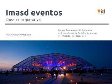 Dossier Eventos i+d