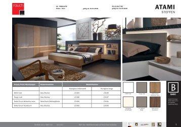 Atami-Schlafzimmer