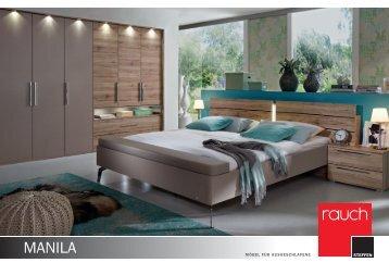Manila Schlafzimmer
