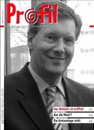Das Wahljahr ist eröffnet - CDU im Rhein-Kreis Neuss