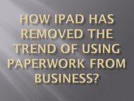 How-iPad-has-removed-the-trend-of-using-paperwork-from-business