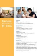 Klinikprospekt Fachklinik Mikina - Page 6