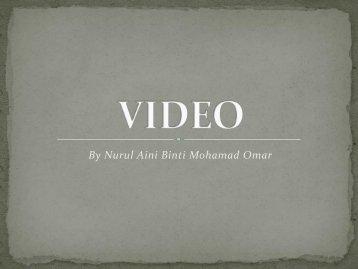 VIDEO powerponit