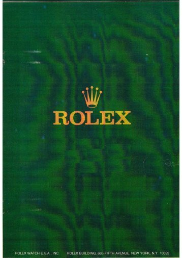 american rolex tudor catalogue 1975_01-2018
