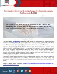 Tent Markets Size, Growth, Methodology, Development, Analysis And Forecasts To 2022