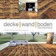 dwb Produktinformation PrintCork Boden Barrique