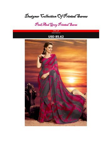 Designer_Collection_Of_Printed_Sarees