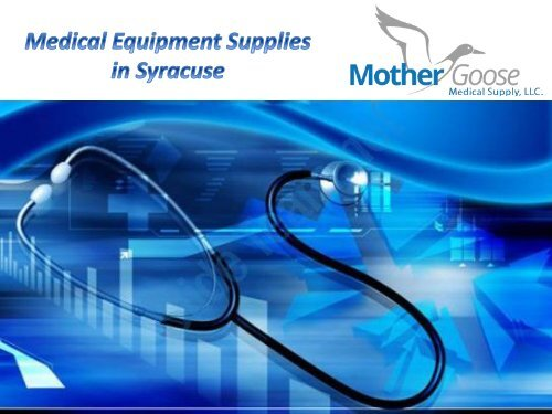 Best Medical Equipment Supplies in Syracuse