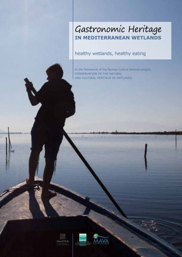 Gastronomic Heritage in Mediterranean wetlands ebook 180220