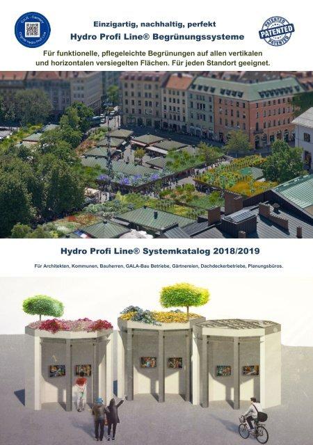 Hydro Profi Line Systemkatalog 2018 2019
