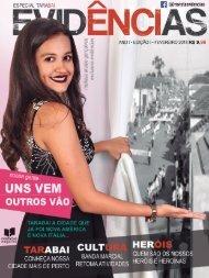 Revista Evidências • 1º Edição