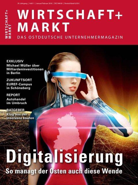 WIRTSCHAFT+MARKT 1/2018