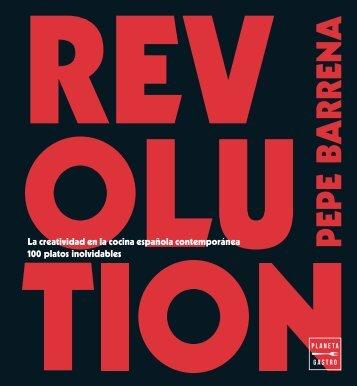 Libro de cocina Revolution - Capítulo muestra