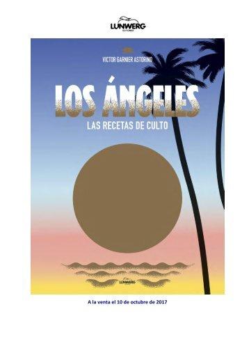 Los Ángeles -  Las recetas de culto