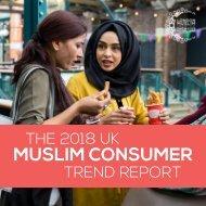 UK Muslim Consumer Survey 2018