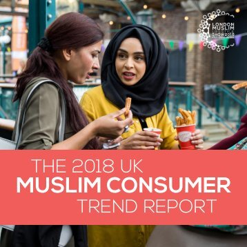 UK Muslim Consumer Survey 2018