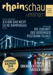 rheinschau Ausgabe Winter 2017 WEB