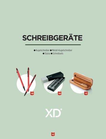 SchreibgeraeteXindao2018DE