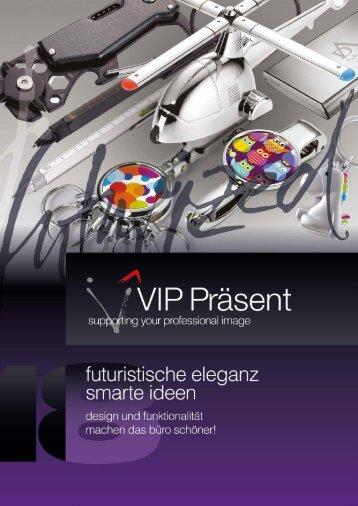 VIP-Präsent - futuristische eleganz - smarte ideen