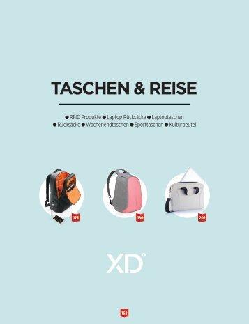 TaschenReisenXindao2018DE