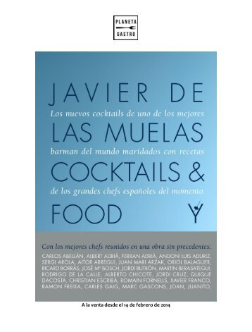 Dossier_Prensa-COCTAILS-AND-FOOD