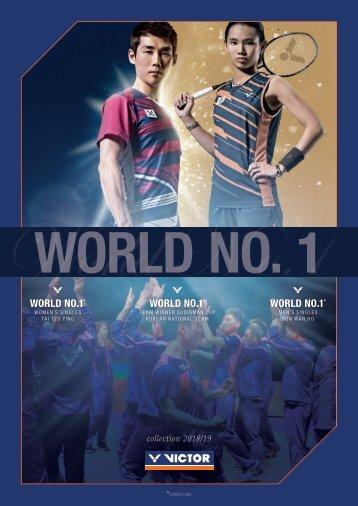 VICTOR Katalog 2018-19