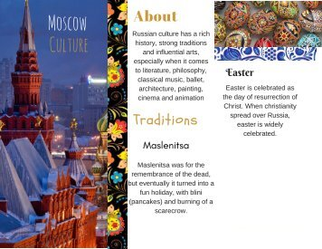 Moscow Culture