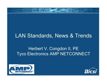 LAN Standards News & Trends LAN Standards, News & Trends