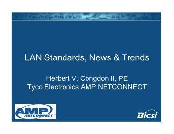 LAN Standards News & Trends LAN Standards, News & Trends