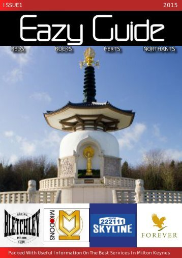 Eazy Guide Issue 1  2015