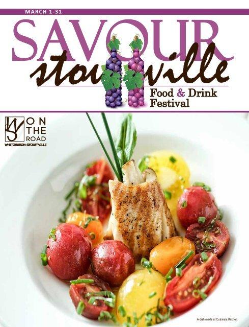 Savour Stouffville_Full Catalogue