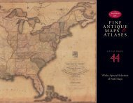 Catalogue 44: Fine Antique Maps & Atlases - Martayan Lan