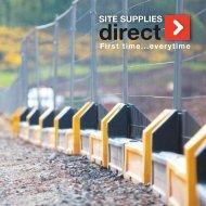 Site Supplies Direct Brochure 2017
