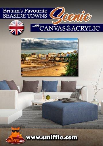 UK Seaside Towns Brochure