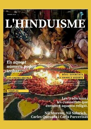 Copy of L'HINDUISME