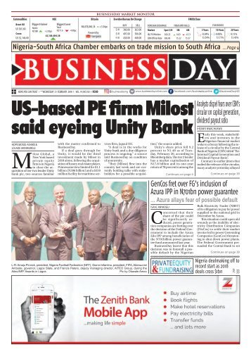 BusinessDay 21 Feb 2018