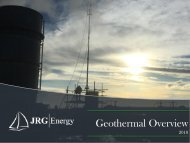 JRG Energy Geothermal Services Overview_2018