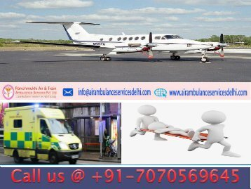 Book Low Cost Air Ambulance Service in Mumbai