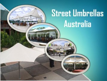 Collapsible Umbrella- Best for Commercial Area
