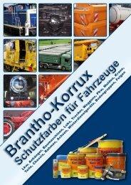 BranthoKorrux für Fahrzeuge & Lacke und Farben
