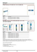 21/02/2018 Sinergroup - Reverse Osmosis Membranes Catalog - Page 3