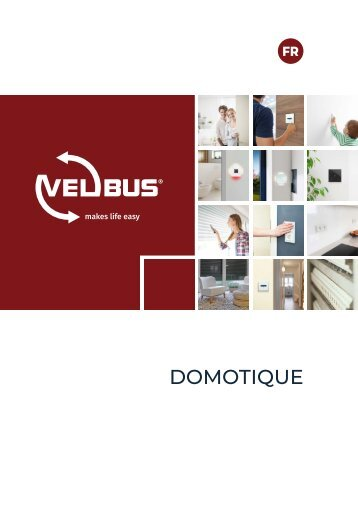 Catalogue Domotique Velbus 2018