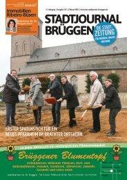 Stadtjournal Brüggen Februar 2018